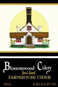 Blossomwood Cidery - Farmhouse Sem-Sweet