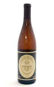 Farnum Hill Cider ~ Kingston Black Reserve '07 Single Variety Still Cider
